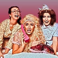 Spoof Horror Musical: Paul Levy talks to Natasha Granger and